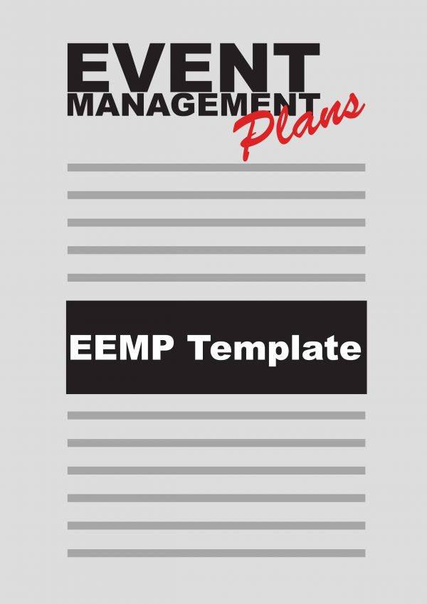 Emergency & Evacuation Management Plan Template